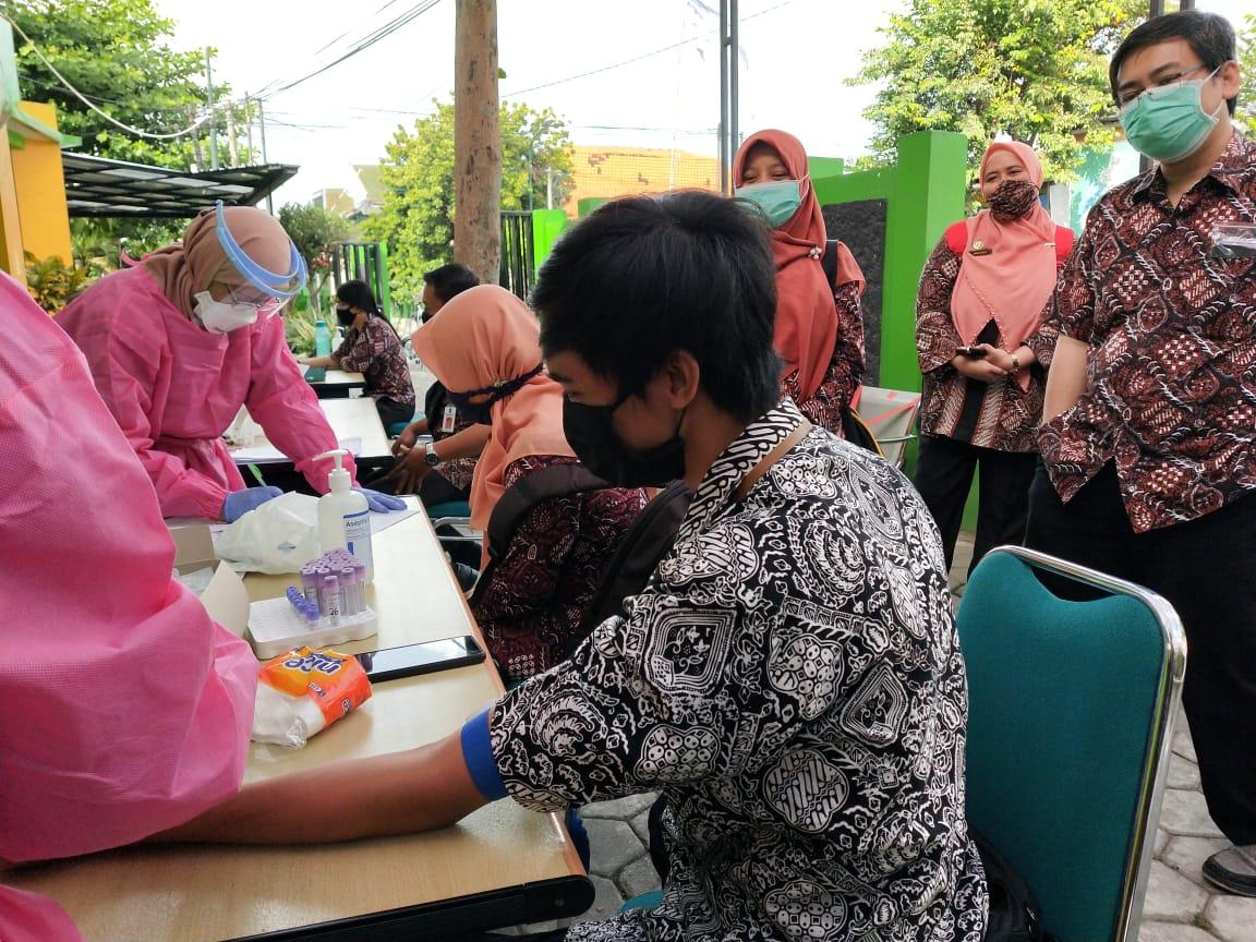 Covid-19 di Kota Yogyakarta