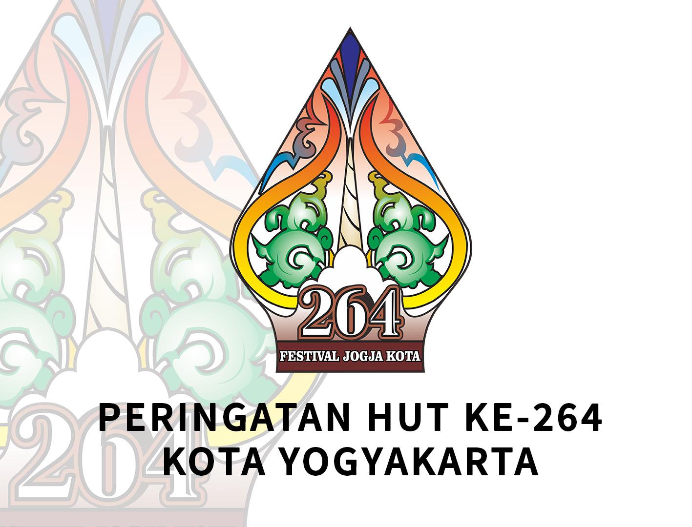 Dirgahayu ke-264 Kota Yogyakarta